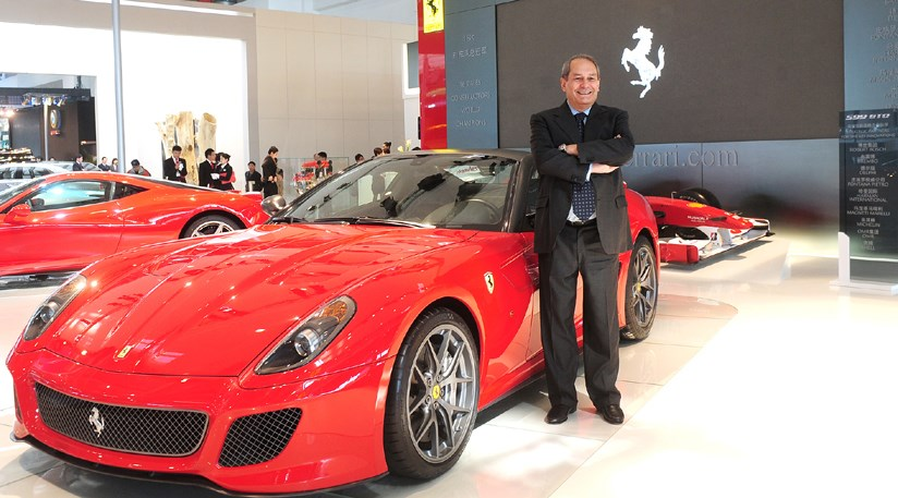 """""""Invasione"""" di Ferrari a Pietrasanta"""