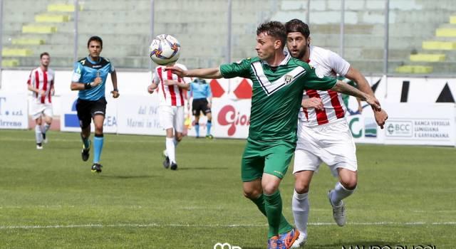 Serie D Girone E, i risultati del 31° turno