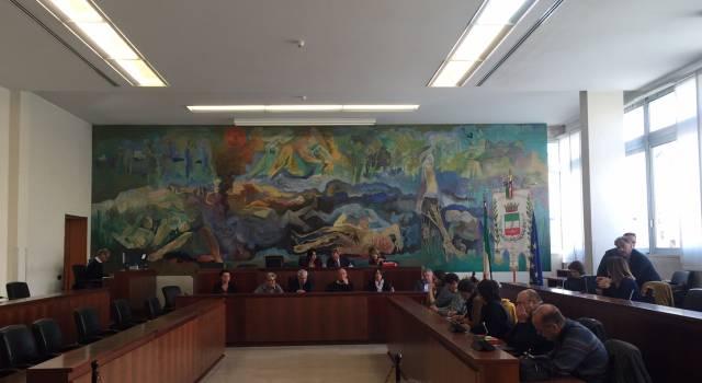 Minoranza assente in blocco in consiglio comunale