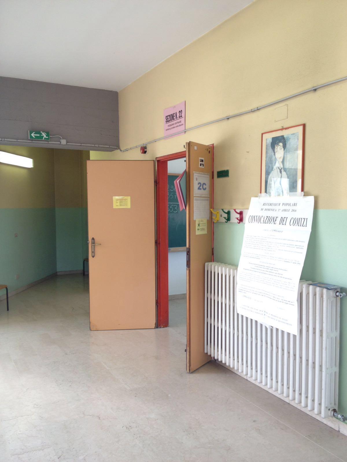 Referendum, l'affluenza in Versilia alle 19
