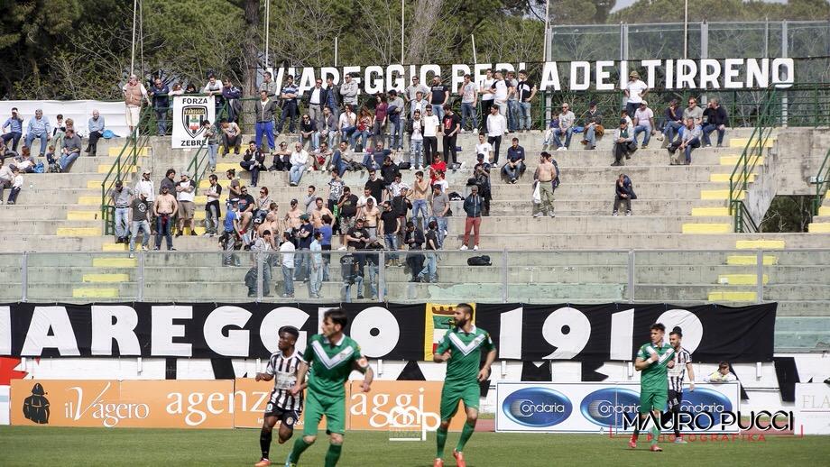 Trasferta di Poggibonsi vietata ai tifosi del Viareggio