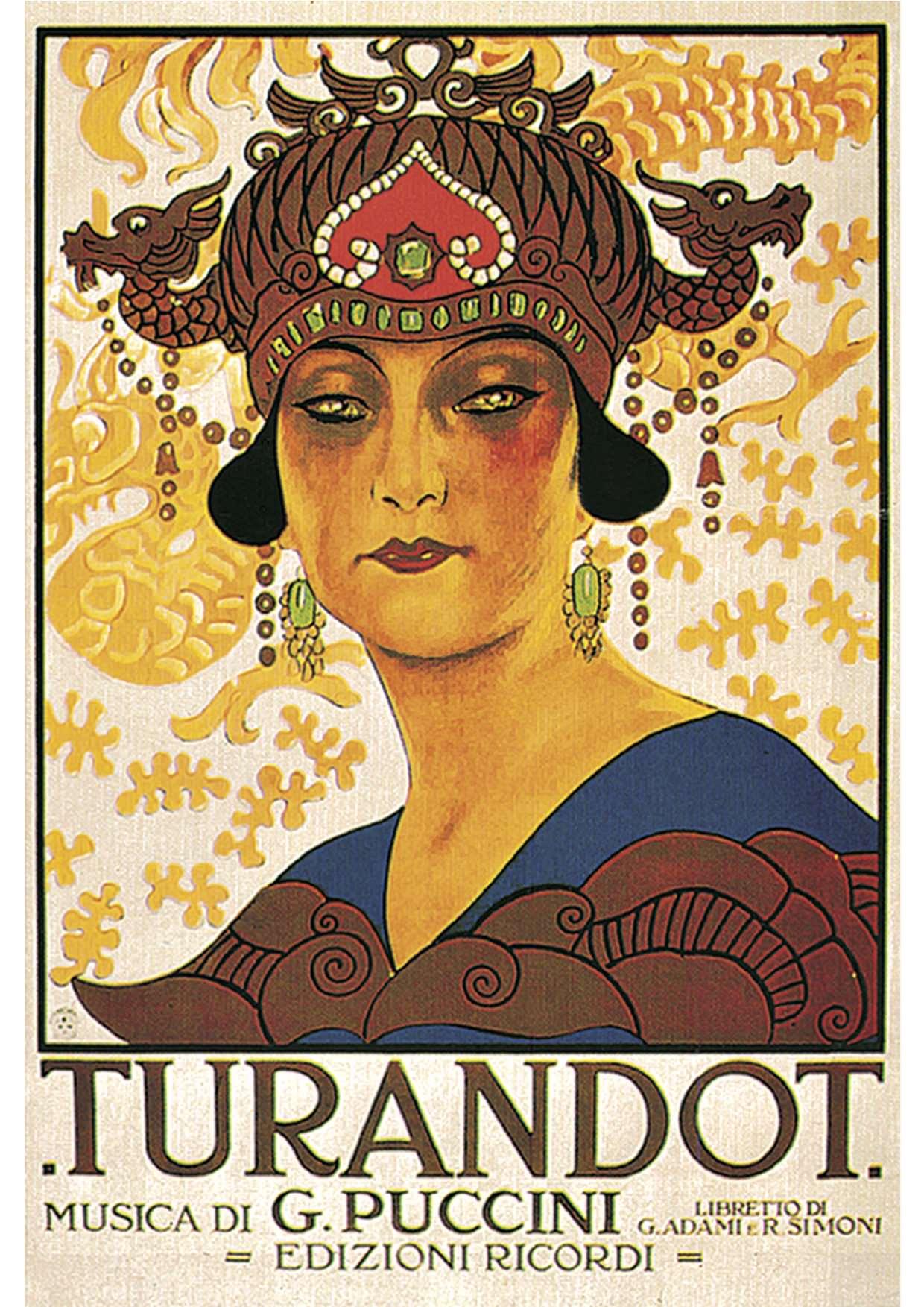La Turandot del Pucciniano diventa un film