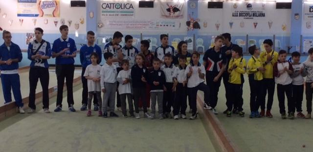 Bocce, assegnati a Viareggio i titoli regionali Juniores