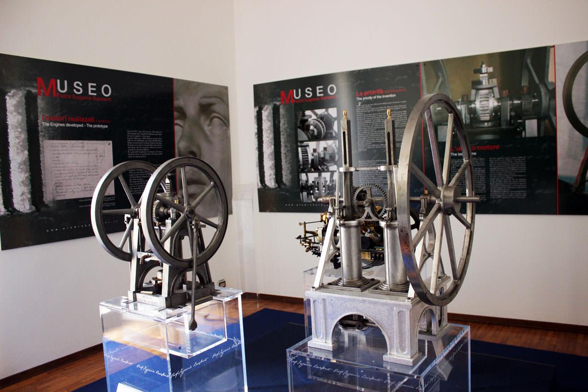 Pietrasanta, a Alberto Bombassei il 20esimo premio dedicato all' inventore del motore a scoppio