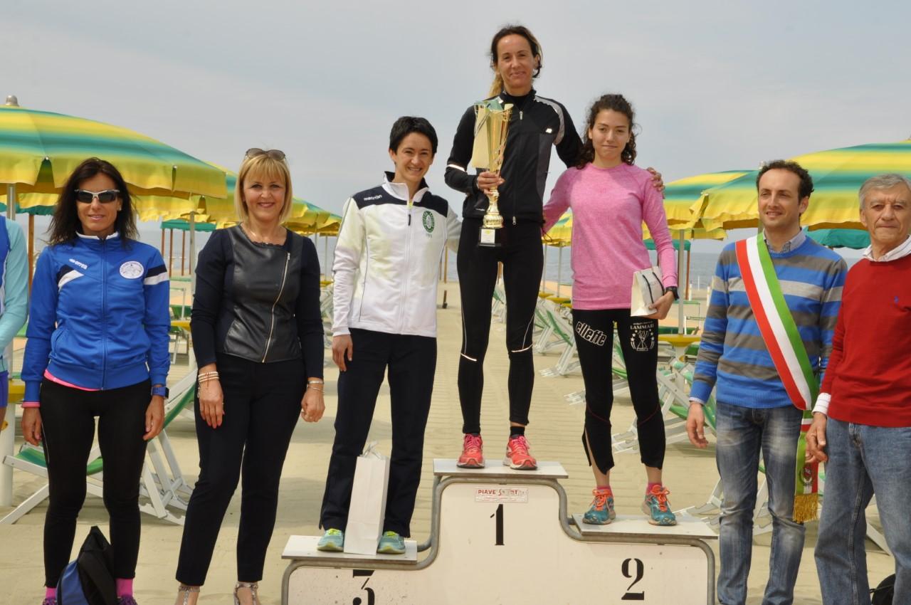 Gabriele salini e elena konstantos trionfano alla lido run atletica sport - Bagno elena forte dei marmi ...