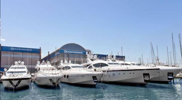 Cantieri Overmarine – sede di Viareggio