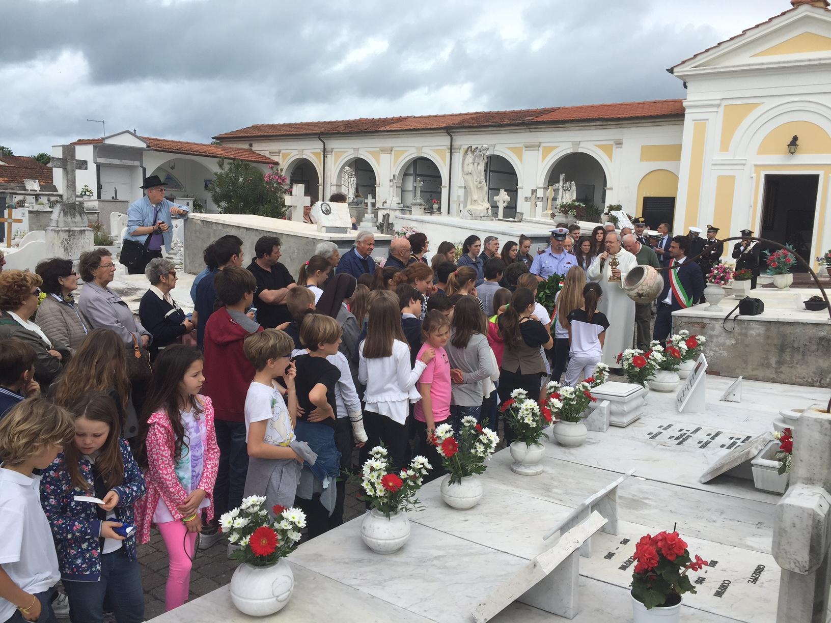 Polverificio Sipe, Forte dei Marmi celebra il centenario dell'esplosione