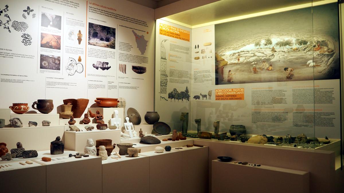 Eventi delle festività natalizie al Museo Archeologico di Camaiore