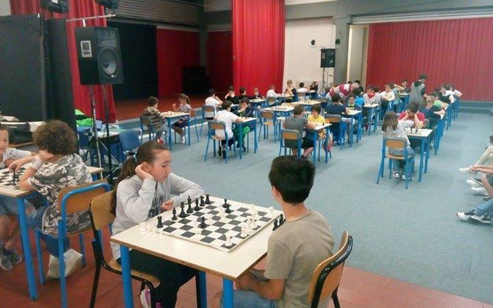 Torneo di scacchi a Capezzano
