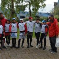 Bambini e ragazzi protagonisti nelle acque del Massaciuccoli
