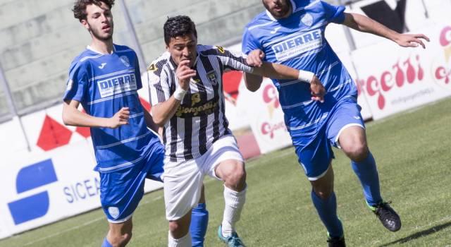 Serie D, girone E: i risultati del trentatreesimo turno