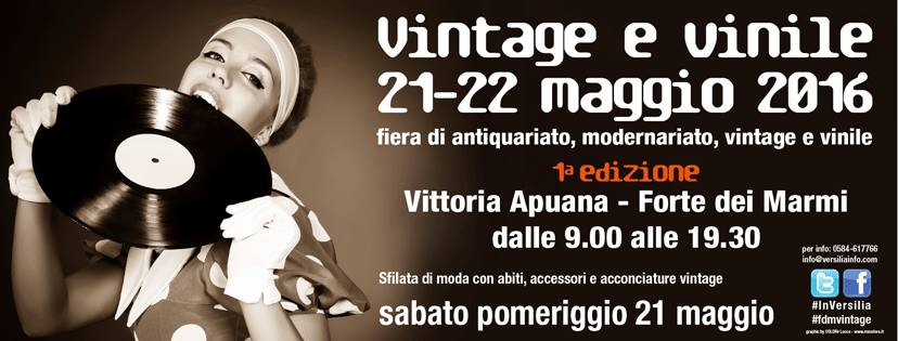 """Un week-end con """"Vintage e Vinile"""""""