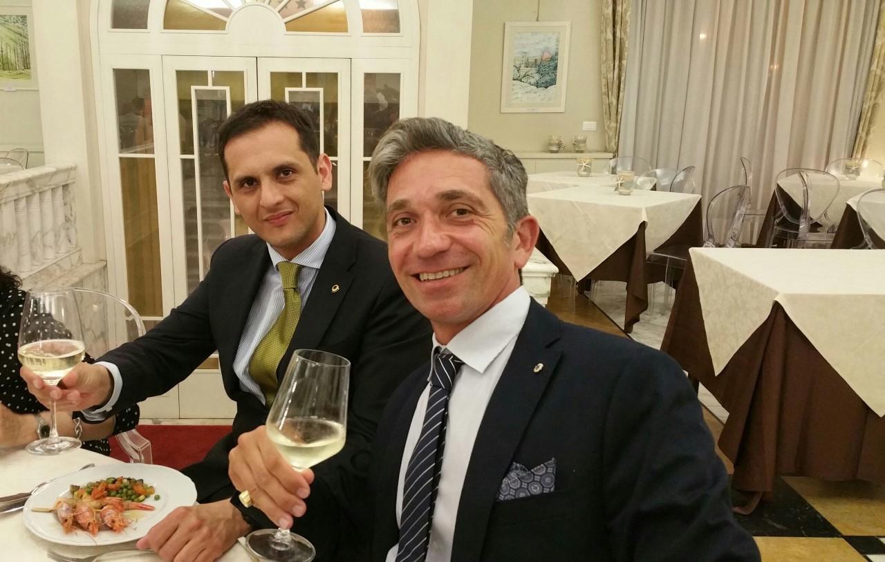 Andrea Cappellano è il nuovo presidente del Lions Club Pietrasanta Versilia-Storica