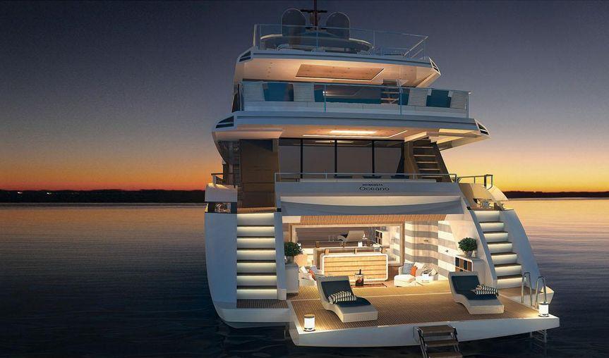 Mangusta Yachts ai prossimi saloni nautici di Cannes e Monaco