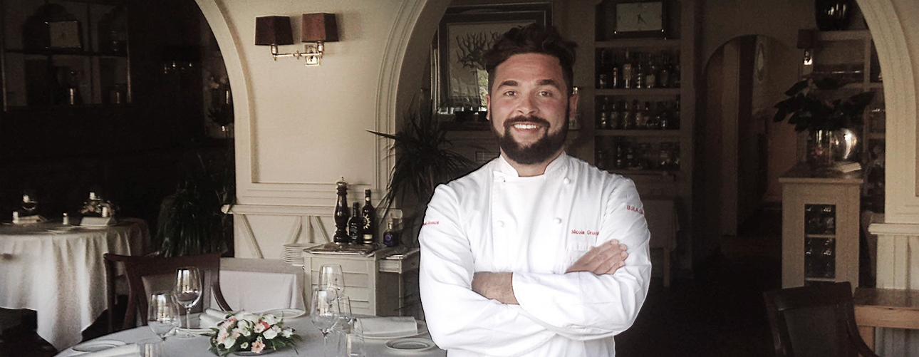 L'intervista di Scuola Tessieri allo chef Nicola Gronchi