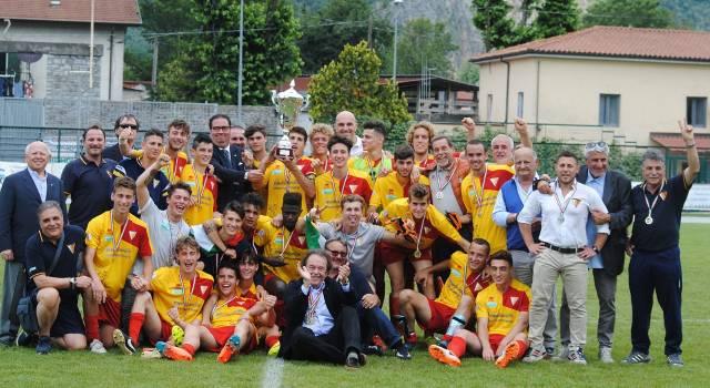 A Camaiore il Poggibonsi si laurea campione d'Italia Juniores