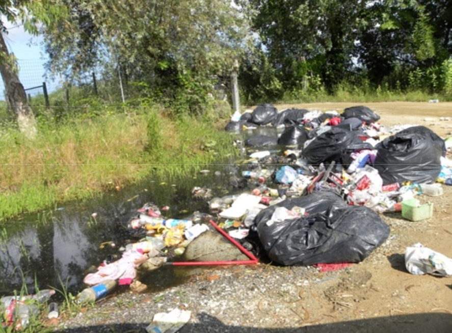 """""""Gravi carenze di igiene e sicurezza, il campo rom non è abitabile"""""""