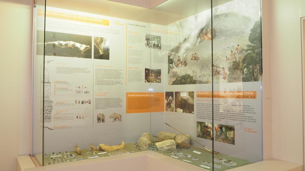 Estate al civico museo archeologico di Camaiore