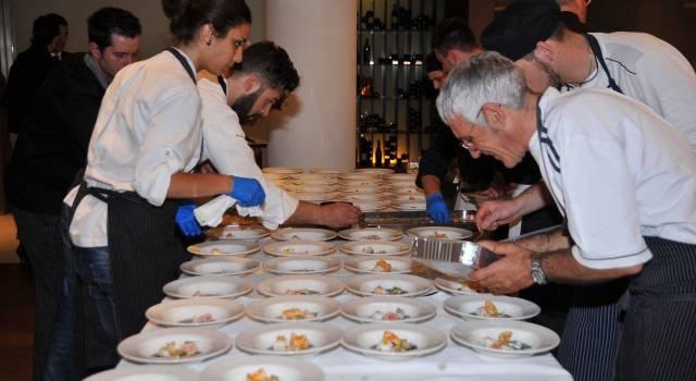 Versilia Gourmet 2016, al Principe di Forte dei Marmi una cena indimenticabile