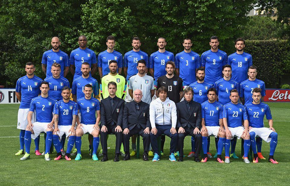 A Euro 2016 un'Italia made in Viareggio