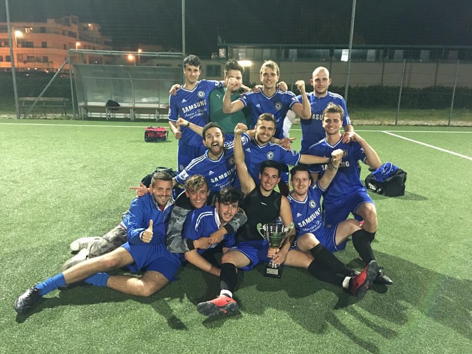 Il Real Corsanico vince la Coppa Versilia di calcio a 7