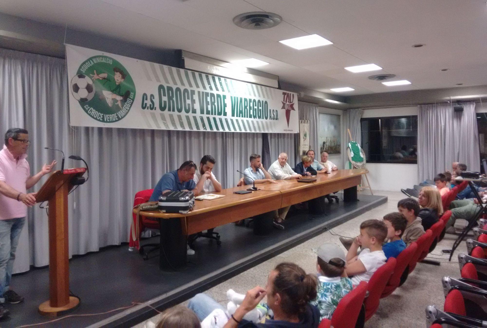 Partnership tra la Croce Verde ed il Tau Calcio