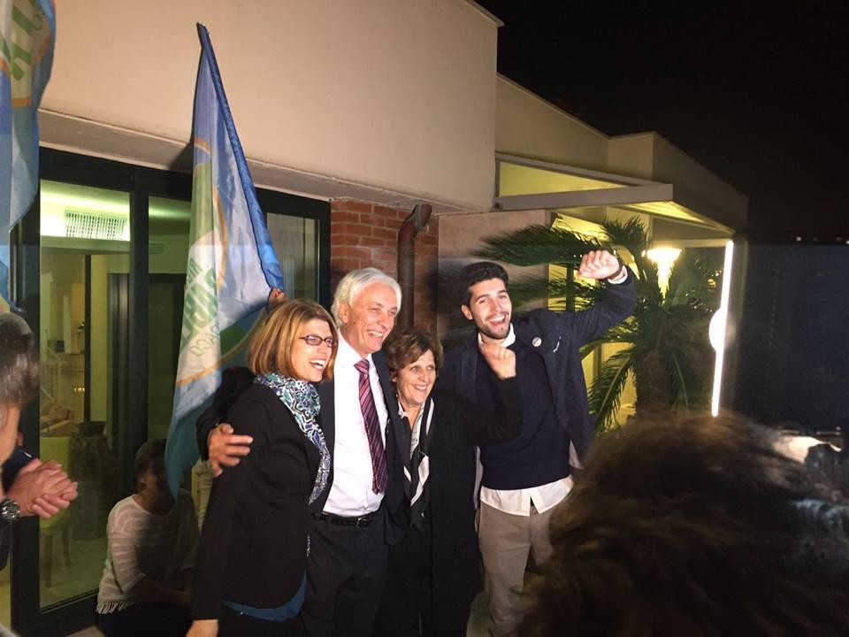 Riccardo Tarabella nuovo sindaco di Seravezza