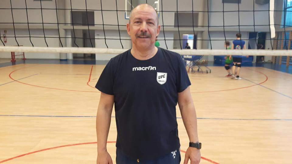 Upc, coach Torri si presenta