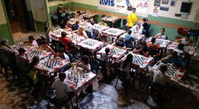 Estate in scacchi all'Avis di Stiava