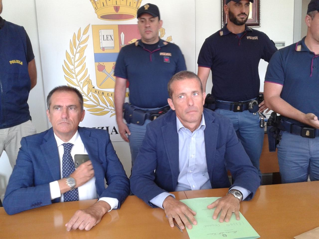 Arrestati due banditi napoletani dopo rapina di Rolex