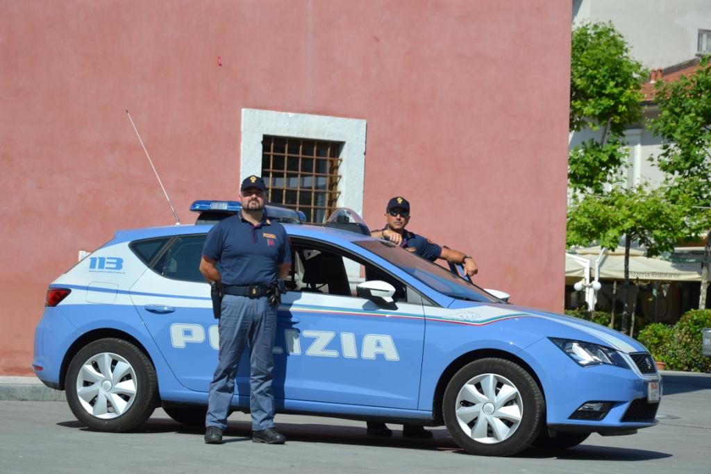 Tentativo di furto in una villa di Vittoria Apuana