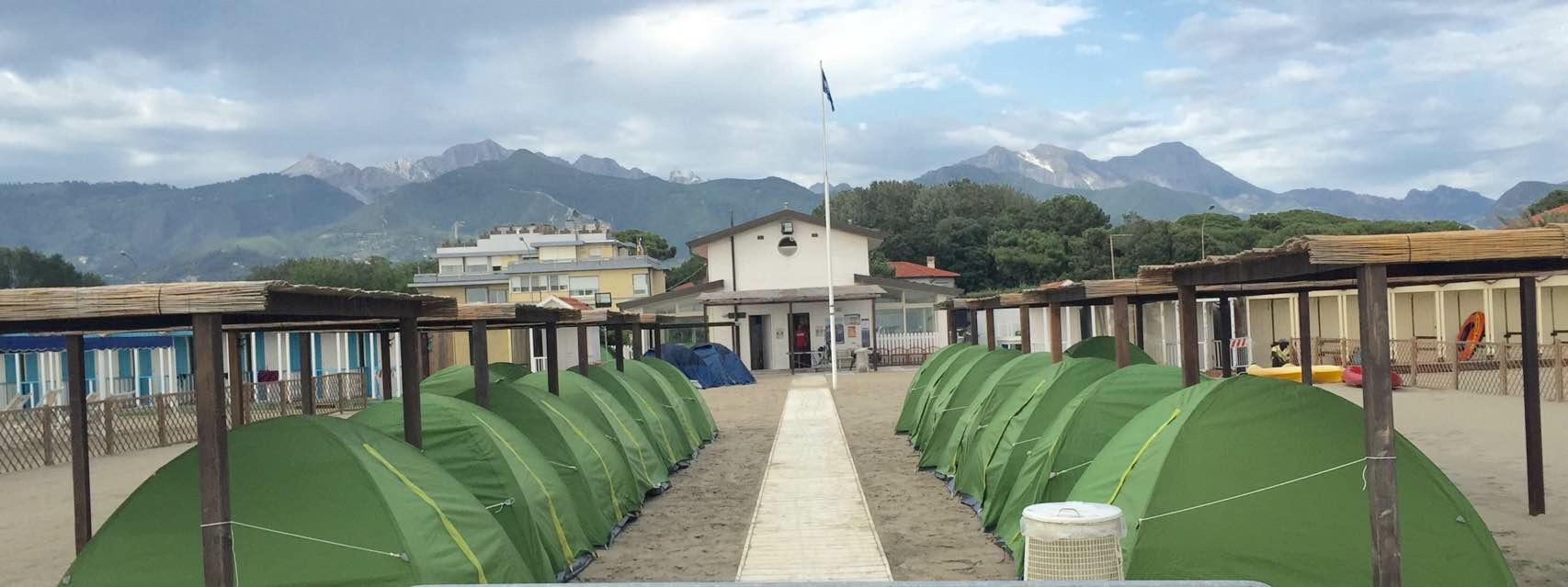 La notte in tenda ai Centri estivi è un'esperienza da ripetere