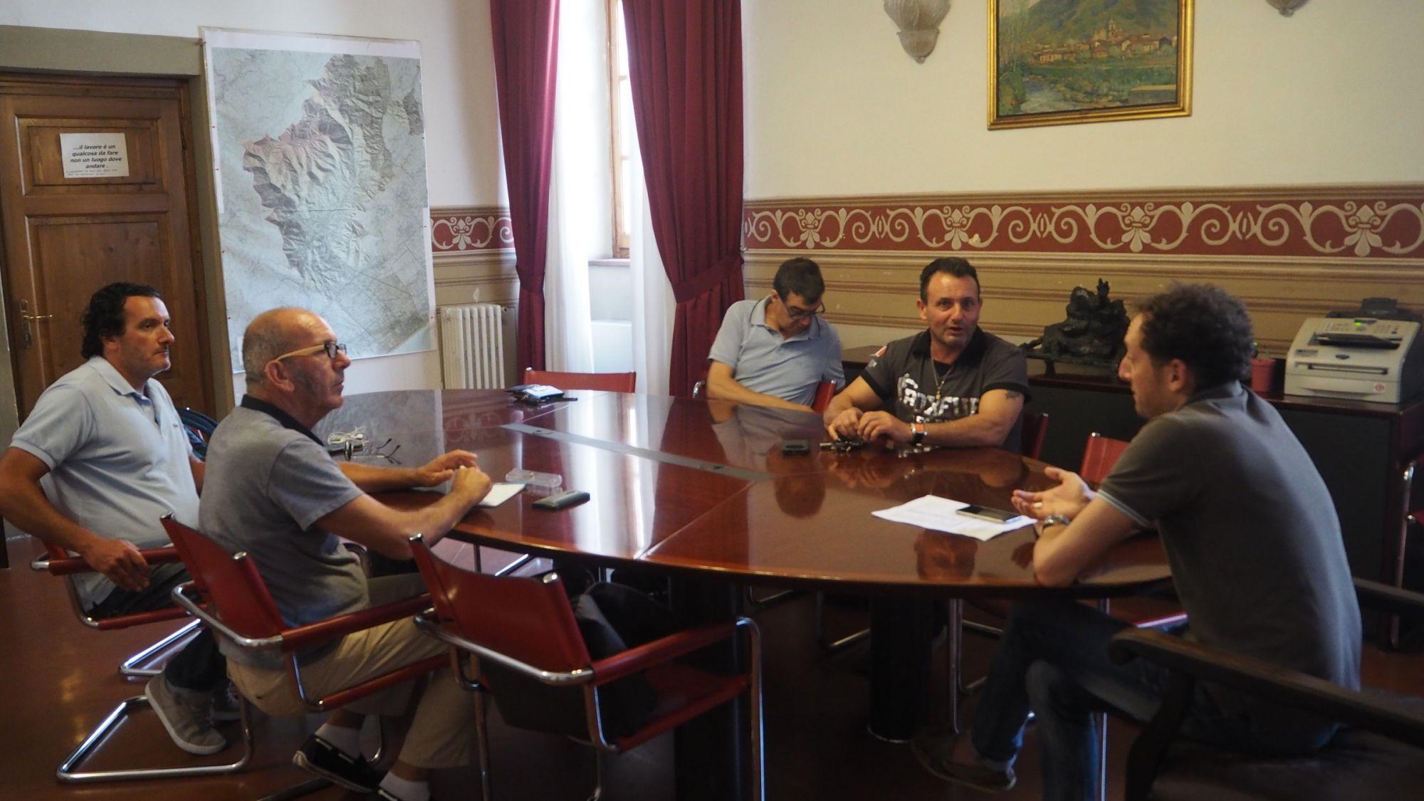Il sindaco incontra i sindacati di Sea Ambiente