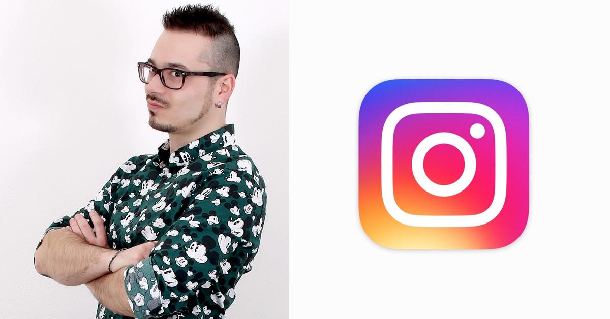 Lezione di Instagram con Giacomo Lucarini