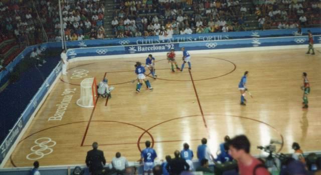 1992: l'hockey su pista alle Olimpiadi