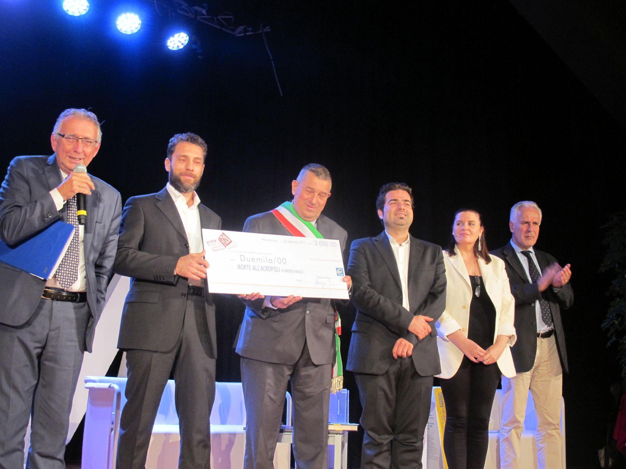 Premio Letterario Massarosa. I nomi dei finalisti