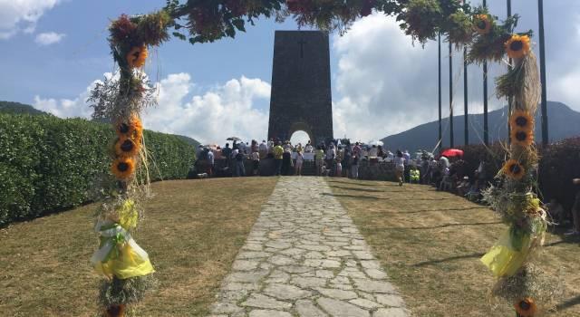 Aperta la Porta Santa a Sant'Anna