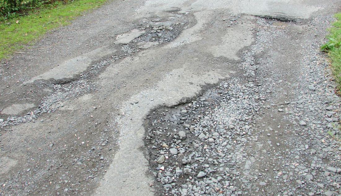 """""""L'80% delle strade è da rifare, Regione intervenga"""""""