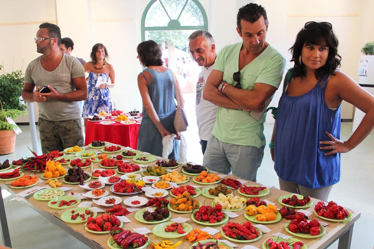 Torna il Festival del Peperoncino