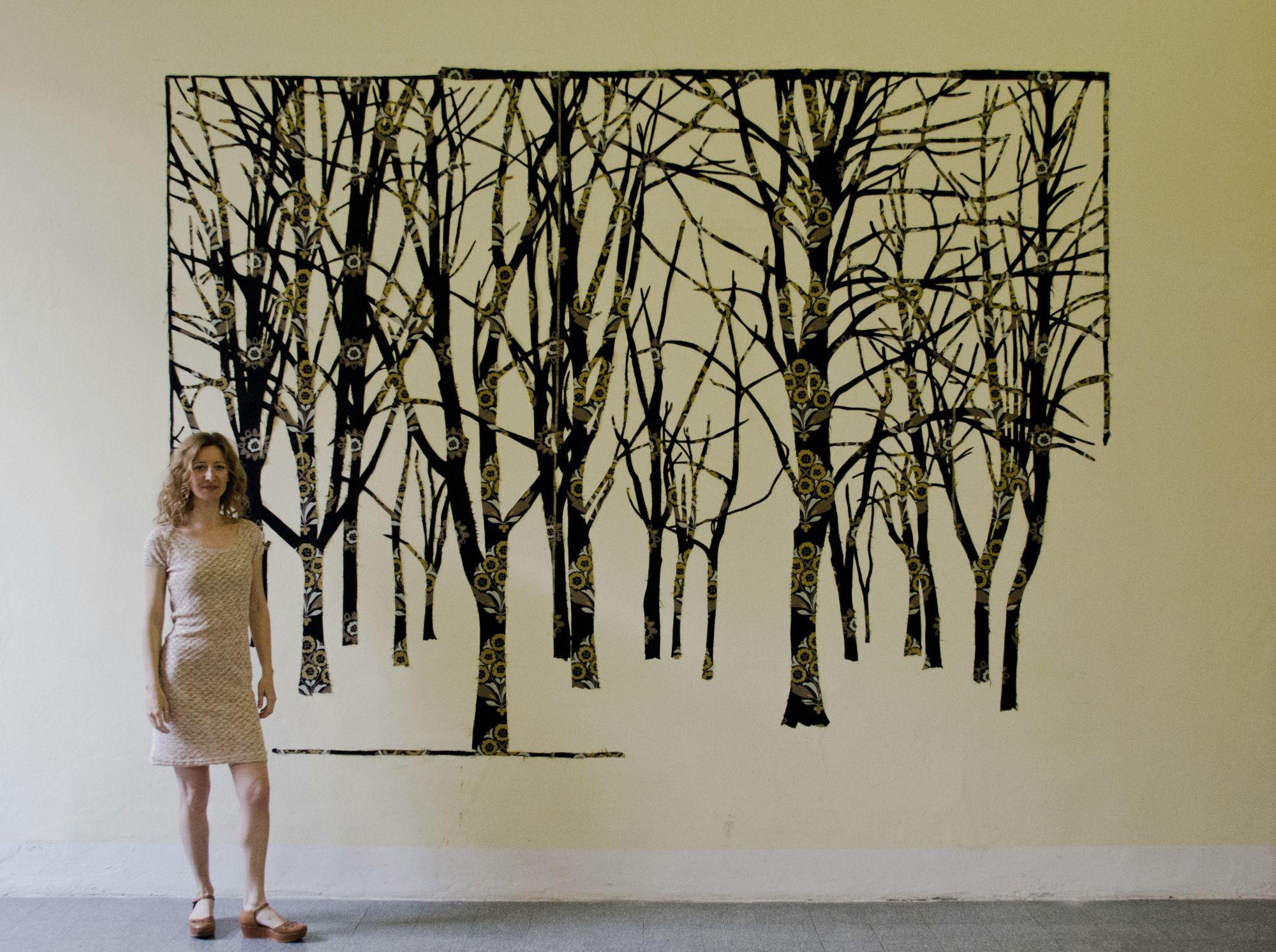 Golden Age, Teresa Cinque espone a Pietrasanta