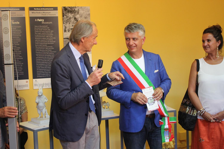 Pinocchio a Pietrasanta, a Palazzo Panichi le incisioni di Sigfrido Bartolini