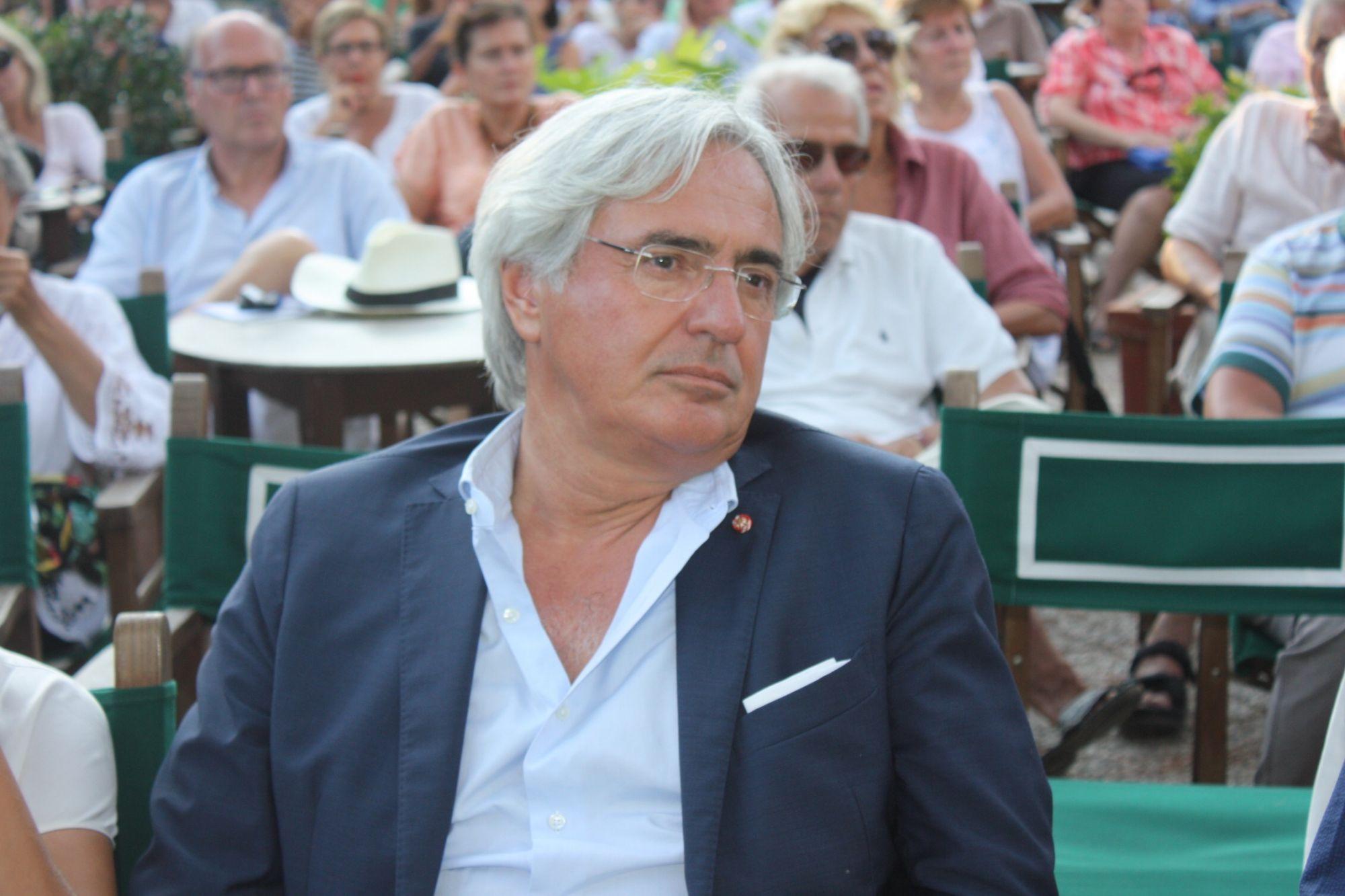 Incontro in comune tra il sindaco Murzi e l'onorevole Buratti