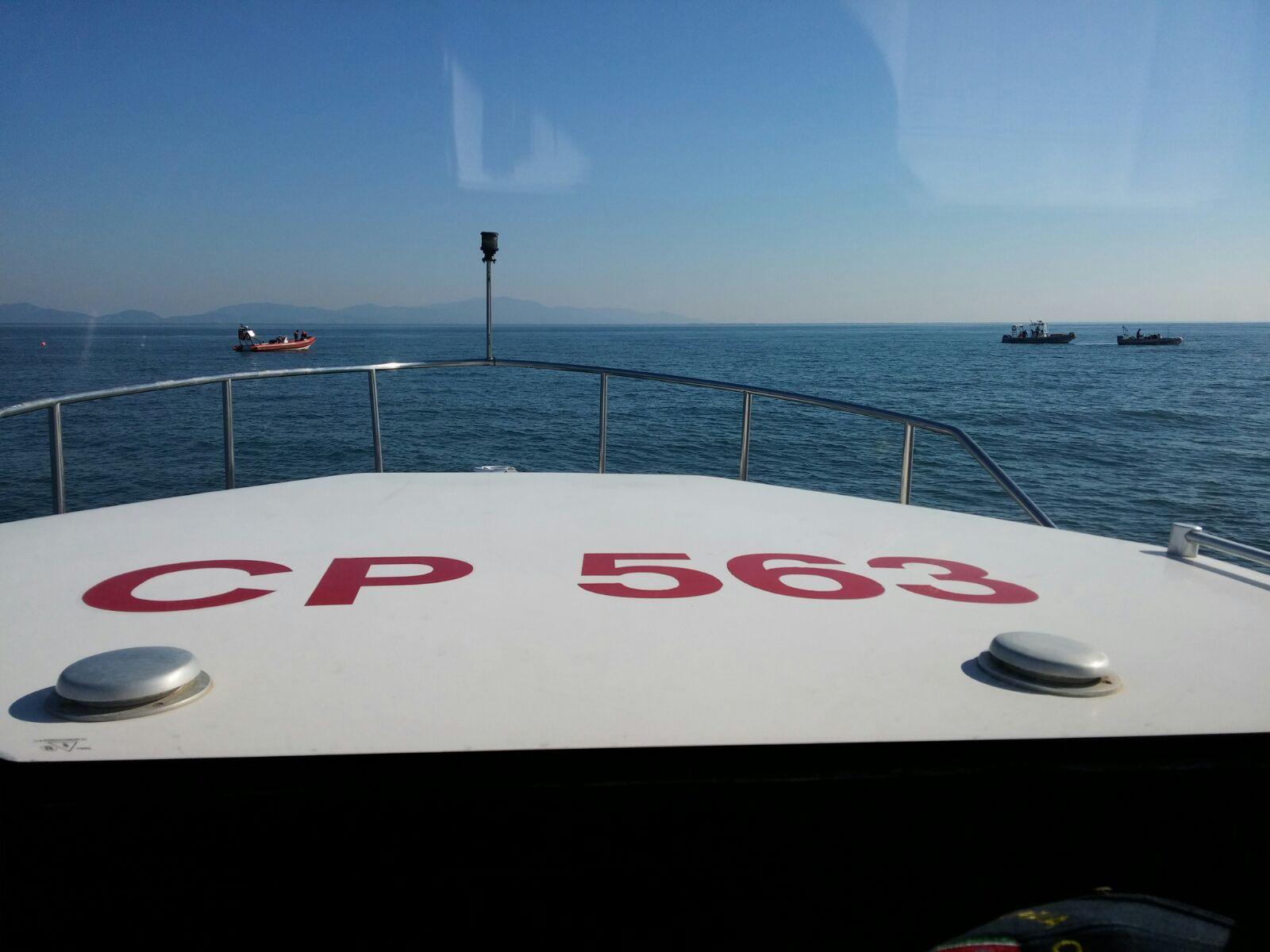 Malore in mare, muore diportista all'Elba
