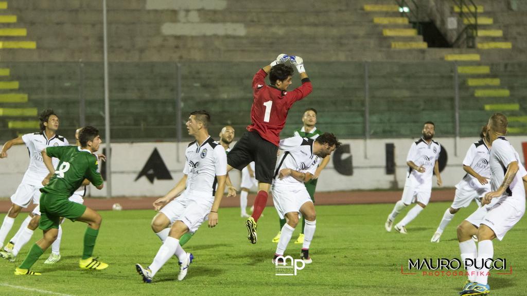 Il Real Forte Querceta si ferma a Savona