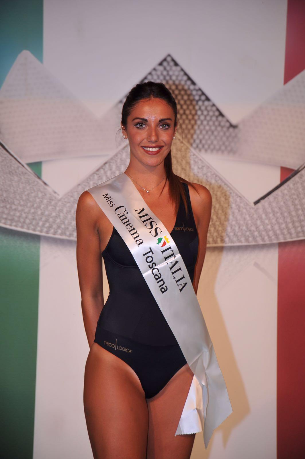 Ondina vince la fascia di Miss Cinema Toscana