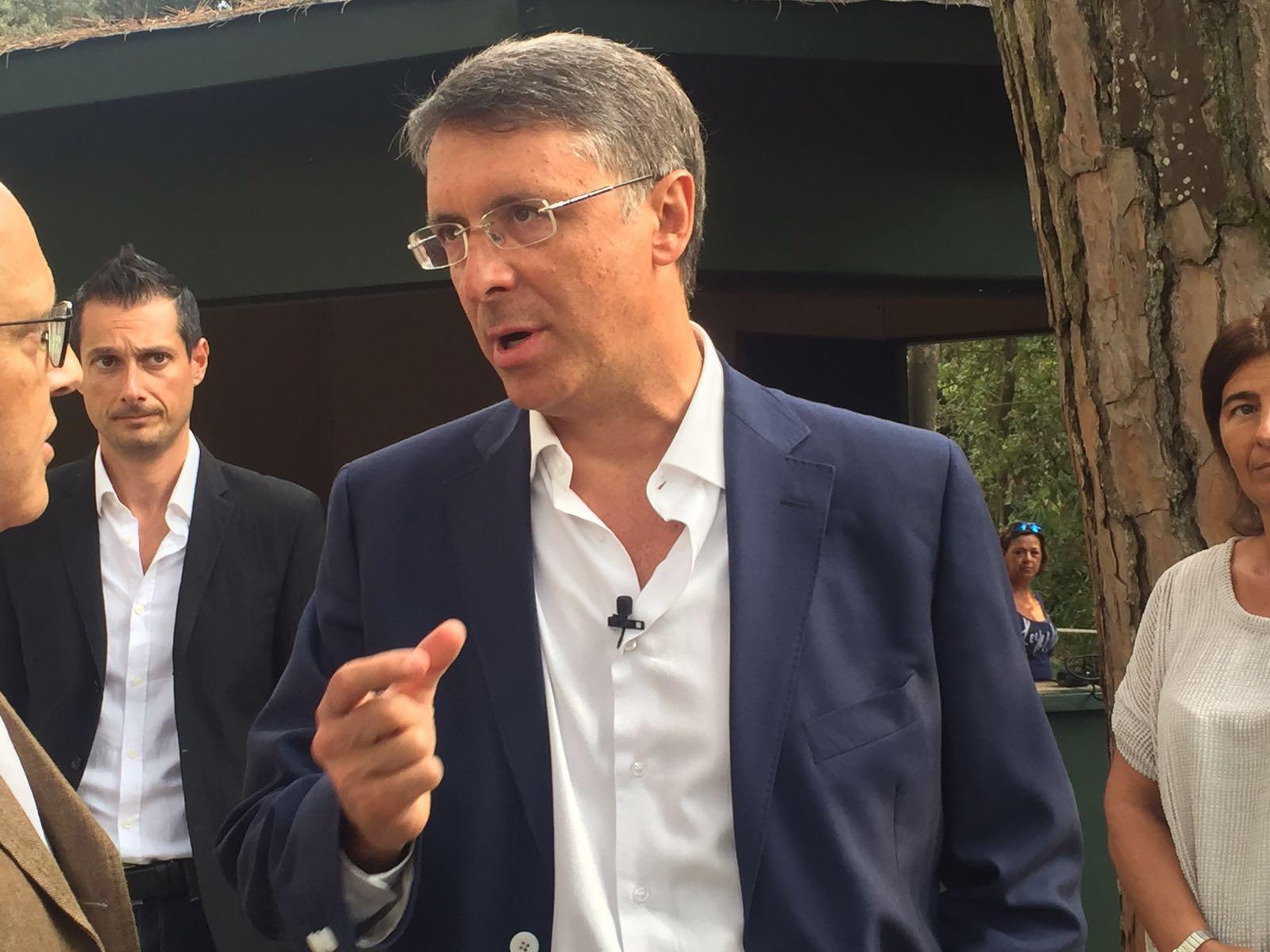 Olimpiadi, 5 Stelle, corruzione. Raffaele Cantone ospite al Caffè