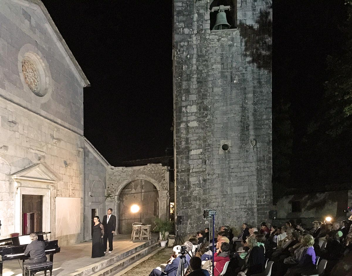 Concerto di Natale alla Cappella di Azzano