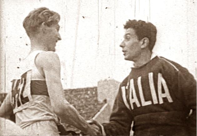 1936: Maffei sfiora il bronzo alle Olimpiadi