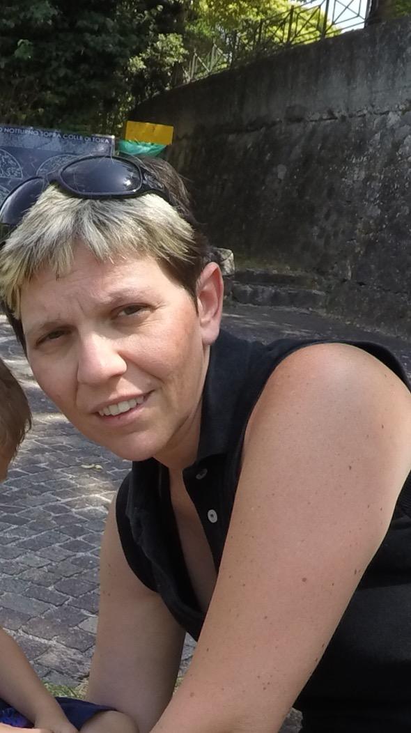 Promozione per la giornalista Valentina Landucci