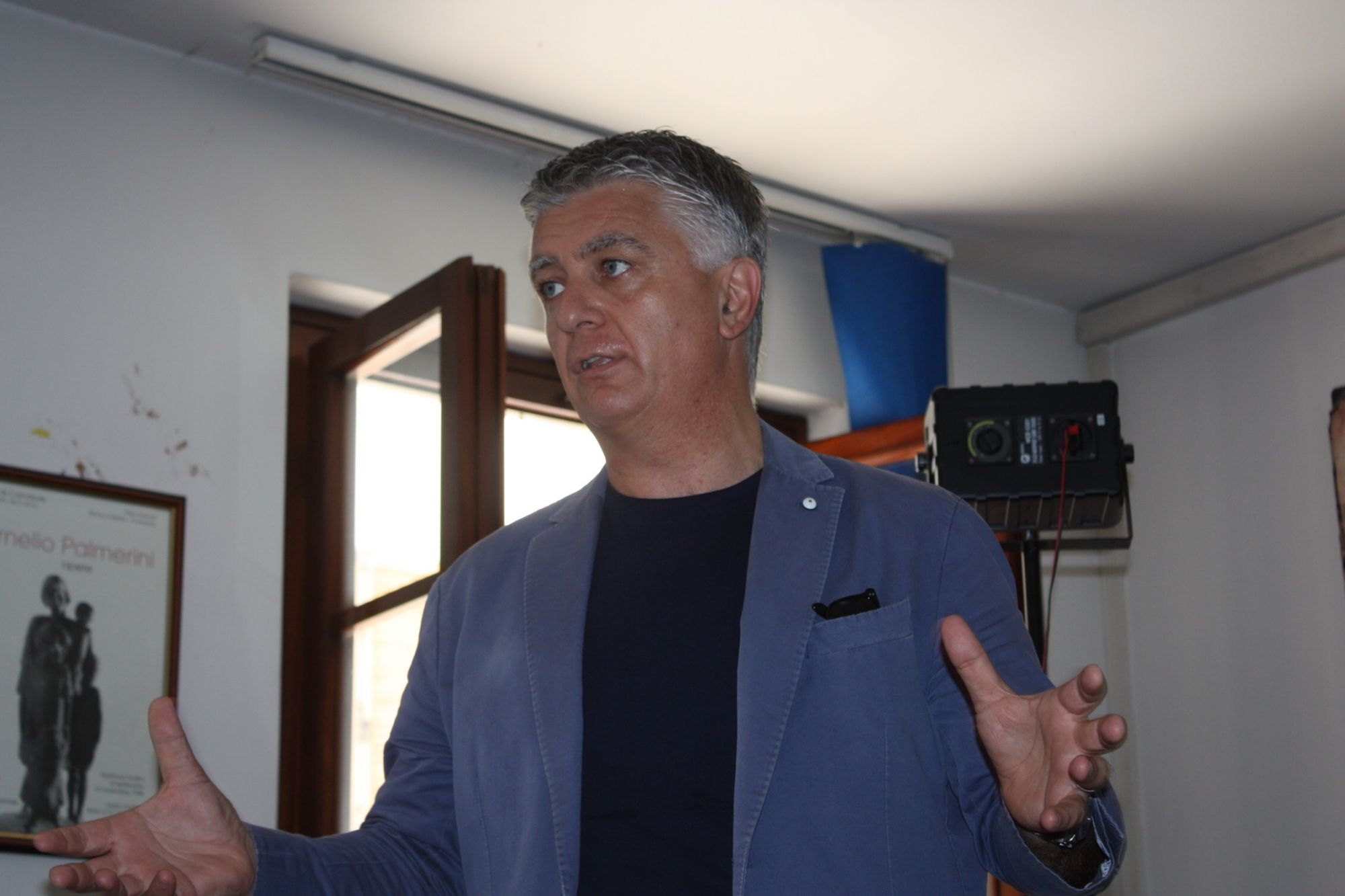 Incontro con il sindaco per risolvere i problemi di Strettoia